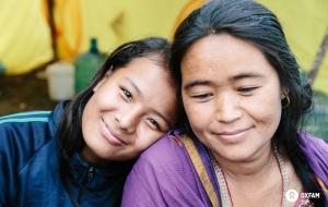 네팔 대지진 3개월 후