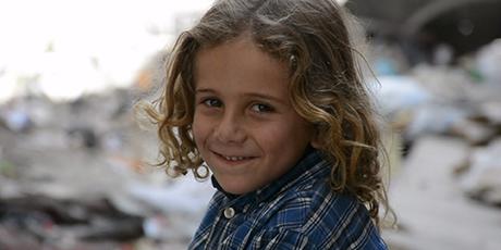 시리아 소년 니달의 꿈과 희망