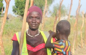 옥스팜이 내전지역에서 콜레라를 이겨내는 방법