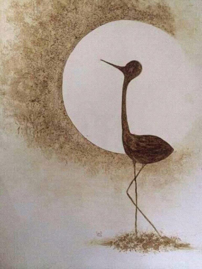무제(Untitled) - Noura Abdulaleem Al-Absi