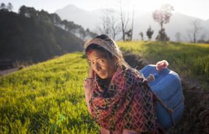 네팔: 히라의 삶을 바꿔준 '깨끗한 물' 이야기