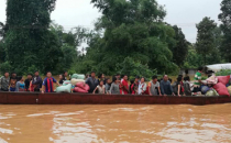 라오스 남부 세피안·세남노이댐 보조댐 붕괴 긴급구호