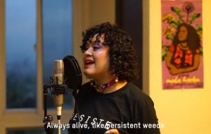 지금, 전세계 아티스트들이 모여 한 목소리로 노래하고 있는 이유는?