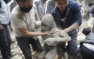 네팔 대지진 긴급구호 업데이트 1차