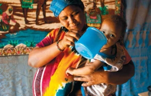 2015/16 옥스팜이 만들어낸 변화:  첫번째 이야기 'Water'
